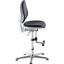 Cleanroom swivel chair