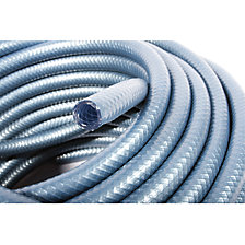 Compressed air hose made of PVC