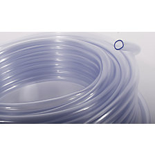 PVC universal hose, clear