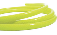 Universal hose made of PVC, signal yellow