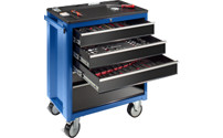 Tool trolley with 137 tools