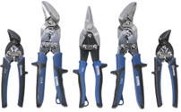 Maxi set of figure and straight cutting snips