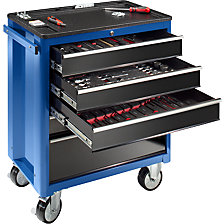 Tool trolleys with 137 tools