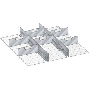 schubladeneinteilung m1111401 kaiser kraft deutschland. Black Bedroom Furniture Sets. Home Design Ideas
