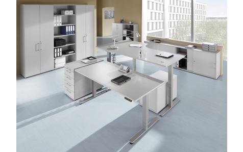 Büromöbel für Unternehmen - KAISER+KRAFT Deutschland