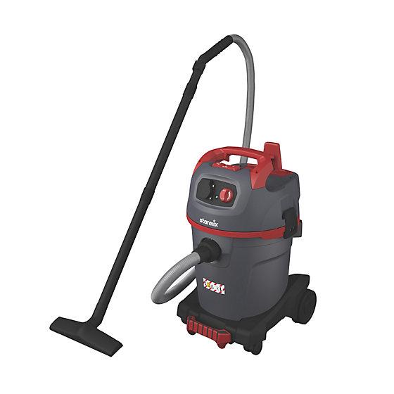 Nass- und Trockensauger, Profi-Reinigungssauger 32 l, Gerätesteckdose