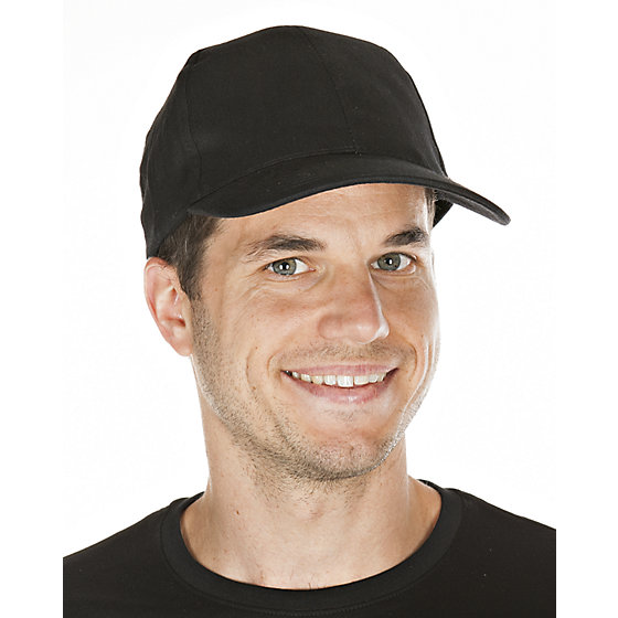 Baseballkappen (50 Stück), VE 50 Stk, schwarz.